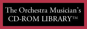 Orchestra Musician's CD-ROM Library